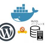 DockerでWORDPRESSを導入する際のDataBaseバージョン(MySQL or Mariadb)要注意。